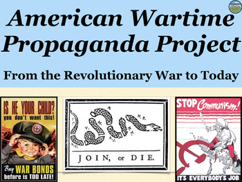 American Wartime Propaganda Activity