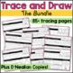 Tracing Bundle (Print and DNealian)