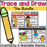 Tracing Bundle (Print and DNealian)