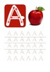Tracing Capital Letters | English Alphabet Practice Tracing letters worksheets