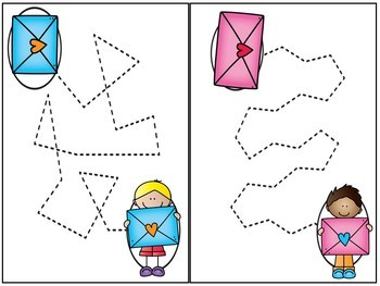 Tracing Cards: A Fine Motor Growing Bundle