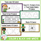 Tracing Cards St. Patrick's Day Set Fine Motor Skills