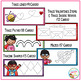 Tracing Cards Valentine's Day Set Fine Motor Skills