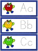 Tracing Cards for Letters, Numbers, Shapes, and Lines - Apples