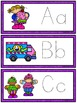 Tracing Cards for Letters, Numbers, Shapes, and Lines - Cupcakes
