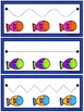 Tracing Cards for Letters, Numbers, Shapes, and Lines - Fishing Fun