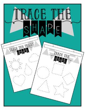 Tracing Complex Shapes