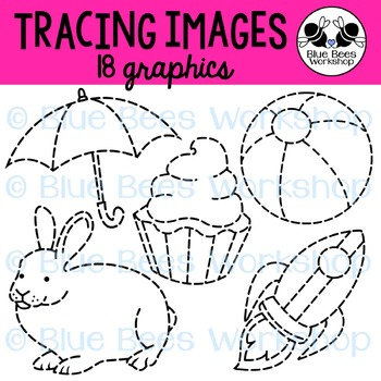 Tracing Clip Art - Traceable Pictures