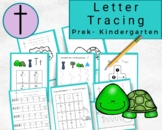Lowercase Letters Tracing- Letter t Worksheets