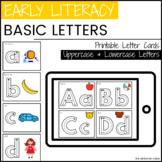 Tracing Letters & Alphabet Practice | Preschool, PreK, Kin