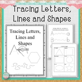 Tracing Letters, Lines and Shapes