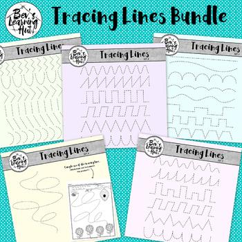 Tracing Lines Bundle