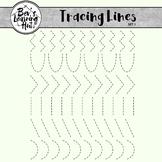 Tracing Lines Set 1