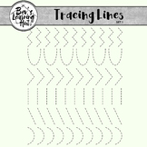 Tracing Lines Set 1