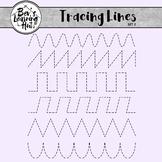 Tracing Lines Set 2