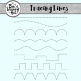 Tracing Lines Set 3
