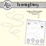 Tracing Lines Set 4