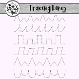 Tracing Lines Set 5