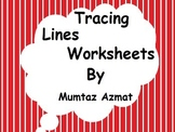 Tracing Lines Worksheets: