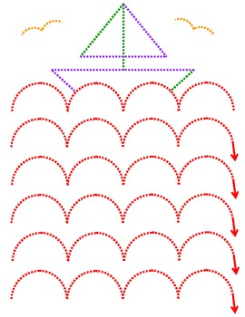 Tracing Lines activity