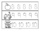 Tracing Numbers 0-20 for Beginning Writers - Fall Theme