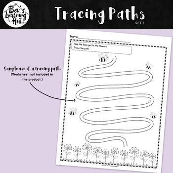Tracing  Paths 1