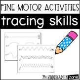 Pre-Writing Tracing Practice-Fine Motor