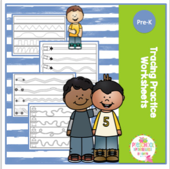 Tracing Practice Worksheets