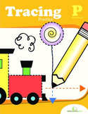 Tracing Practice for Preschoolers Workbook