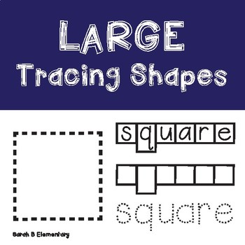 Tracing Shapes and Lines
