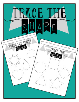 Tracing Simple and Complex Shapes