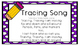 Tracing Song FREE