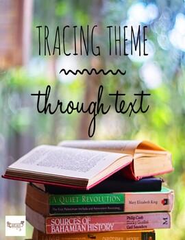 Tracing Theme Through Text