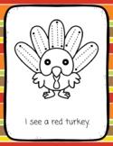 Tracing Turkey Set