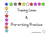 Tracing and Pre-Writing Worksheets