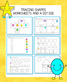 Tracing Shapes - Circle, Square, Triangle and More