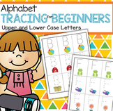 Alphabet Tracing for Beginners Using Big Letters