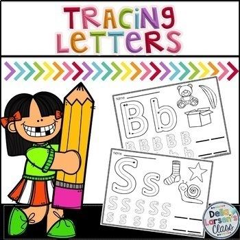 Tracing the Alphabet