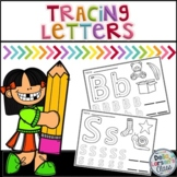 Tracing the Alphabet - Writing Center