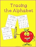 Tracing the Alphabet