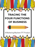Tracing the Four Functions of Business