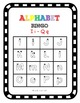 Tracing/Fine Motor Alphabet Bingo - 6 Different Games for