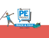 Track & Field Skill Cards - The PE Project