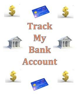 Track My Bank Account