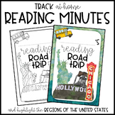 Track Reading Minutes - Road Trip!