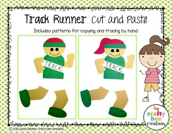 Track Runner Cut and Paste