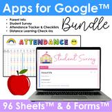 Track Student Info Attendance & Progress Using Google Shee