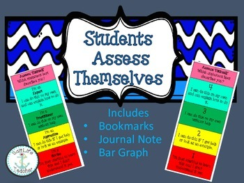Track Students Assess Themselves Standards or Lesson