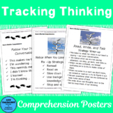 Track Your Thinking; Comprehension Toolkit Posters