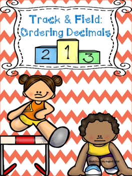 Track and Field:  Ordering Decimals